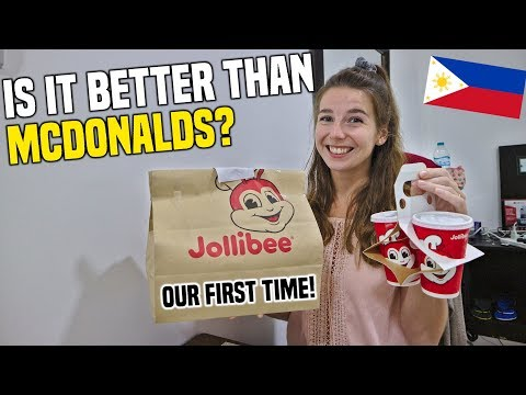 first-time-trying-jollibee-(manila-bay-sunset-&-taking-the-mrt-in-rush-hour!)- -philippines-travel