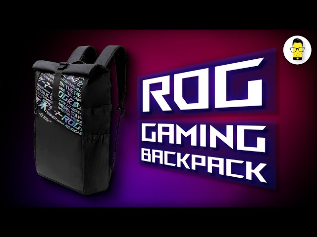 Affordable ROG Gaming Backpack! | BP4701 | Price in India: Rs. 2,299