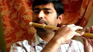 Wada raha sanam  Khiladi  flute