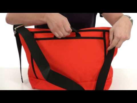 Manhattan Portage Pro Bike Messenger Bag W/ Stripes (MD)  SKU:8418398