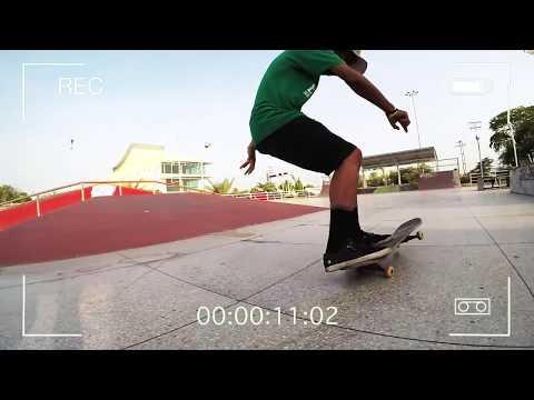 Anzoátegui Extrema 2016   Skate&Rapel
