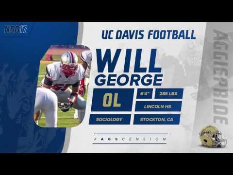 Will George - 2017 NLI Signee