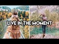 LIVING IN THE MOMENT | Amelia Liana AD