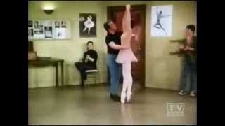 Happy Days: The Fonz does ballet