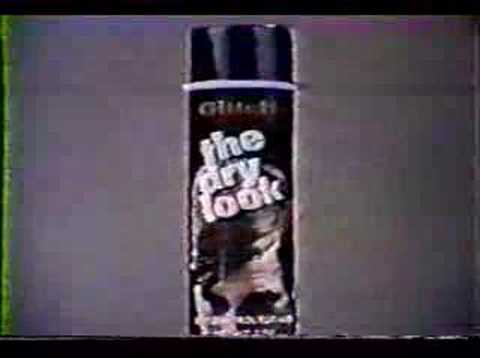 The Dry Look Commercial