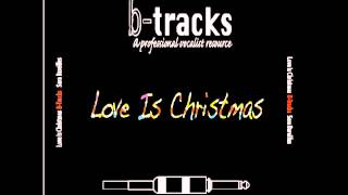 love is christmas karaoke instrumental in the style of Sara Bareilles
