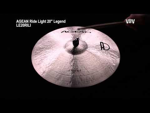 """Legend Ride Light 20"""" vídeo"""
