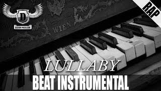 Deep Emotional Piano Underground Rap Hip Hop BEAT - Lullaby (FIFTY VINC Collab)