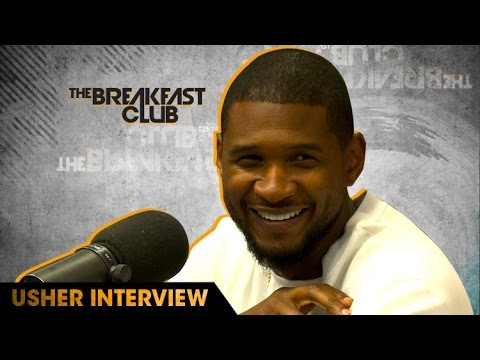 Usher Interview With The Breakfast Club (9-19-16)