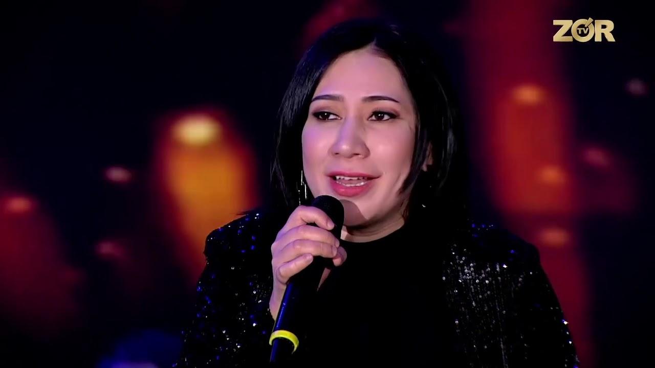 Dildora Niyozova - Ko'ngil (Siz bilan) ZO'R TV