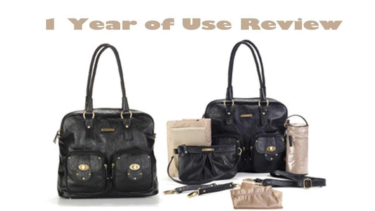 timi leslie diaper bag rachel review 1 year after use youtube. Black Bedroom Furniture Sets. Home Design Ideas