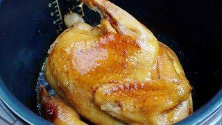 懶人電飯煲蜂蜜焗雞,鮮香入味又營養,做法簡單,好吃的停不下來【我是馬小壞】