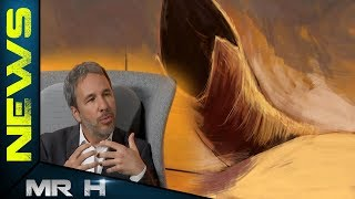 DUNE Will Be TWO Movies From Denis Villeneuve