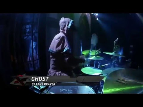 Ghost - Satan Prayer ( Live Argentina 2014)