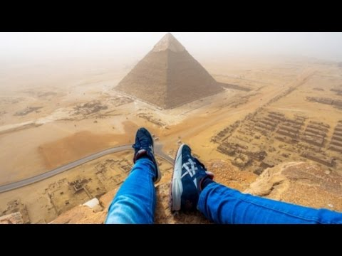 Watch This Teen Illegally Climb Egypt's Great PyramidKaynak: YouTube · Süre: 1 dakika25 saniye