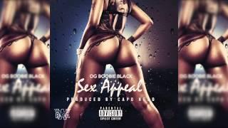 OG Boobie Black - Sex Appeal (Prod. Capo Redd)