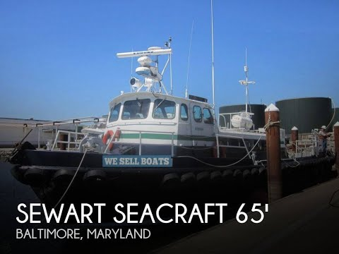 Used 1964 Sewart Seacraft 65 AL200 for sale in Baltimore, Maryland