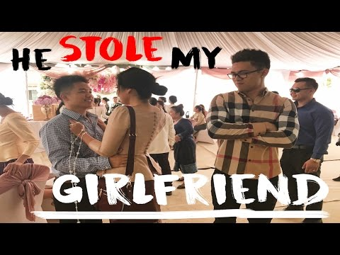He STOLE my girlfriend!! - Vientiane, Laos