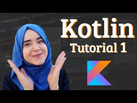 Tutorial N°1 : How To Install Kotlin Plugin In Android Studio