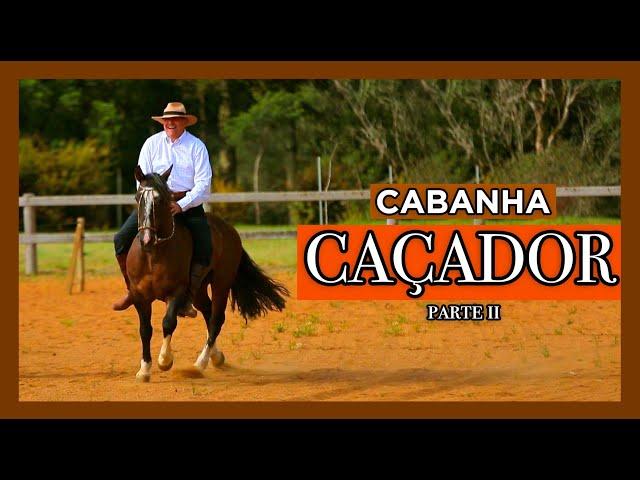 CABANHA CAÇADOR- parte II