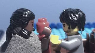 Children of Men: Final Scene Recreated in LEGO | Brickfilm Day 2019