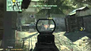 Delicatee MW3 Game