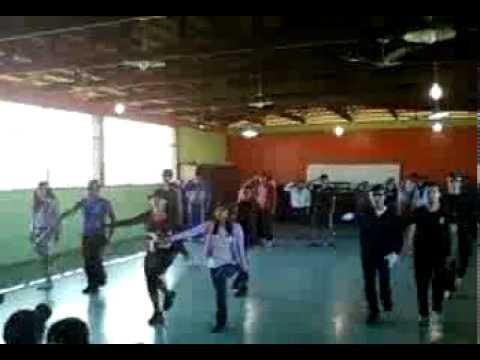 Vídeo Ensaio cultura física