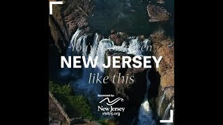 Explore Great Falls, N.J's own mini Niagara Falls: You've Never Seen New Jersey Like This
