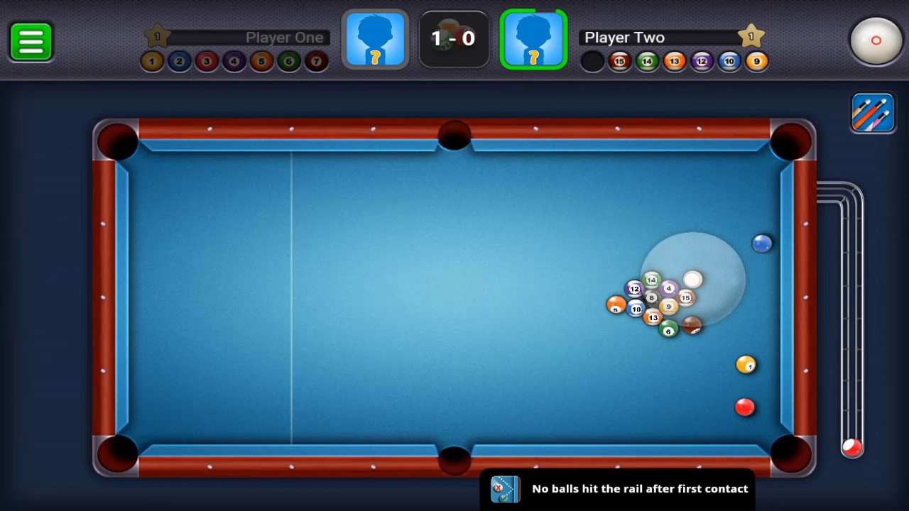 8 BALL POOL - THANK YOU FOR YOUR TIME!