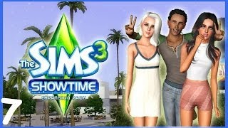 Let's Play: The Sims 3 Showtime - (Part 7) - Triple Performace