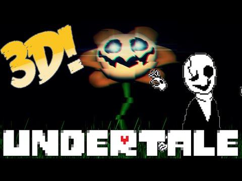 Undertale 3D: Early Demo!