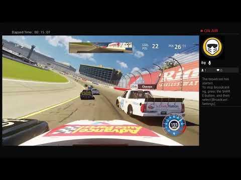 NASCAR heat 3 career ep 3 |