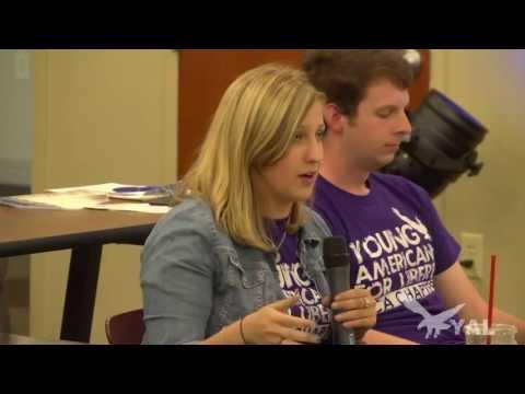 UCA Debate: YAL vs. Young Democrats - April 24, 2013