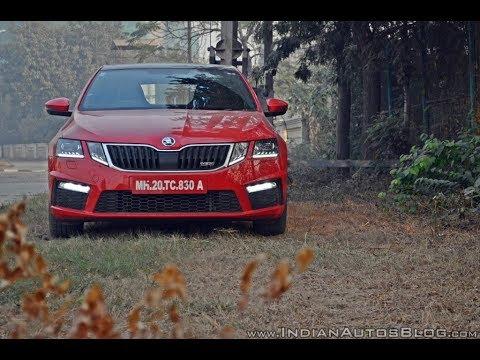 Skoda Octavia Rs Review New Model Car Specs Wallpaper Hd