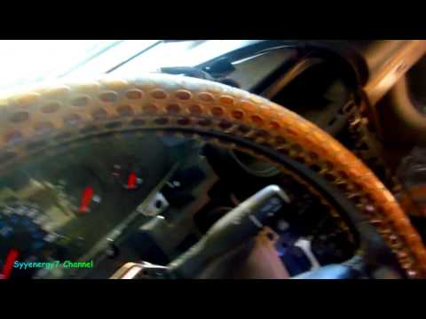 Chrysler Sebring - Remove Instrument Cluster & Dash-lights