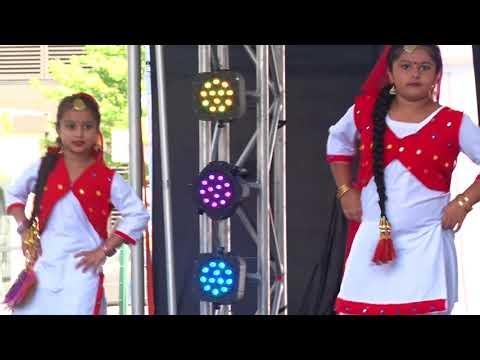 Learning Stars Dance Academy SAFA's India Live 2017