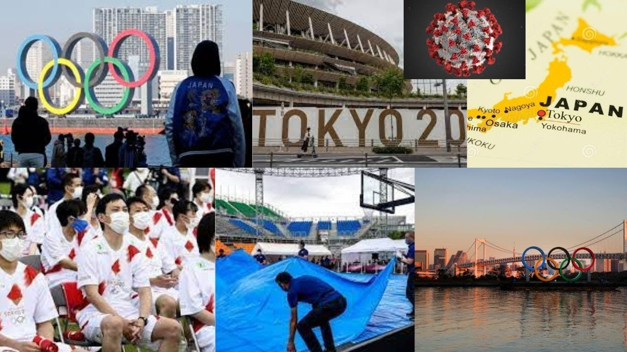 10,000 unpaid volunteers drop out of Tokyo Olympics and Paralympics