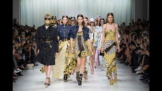 Versace Women's Spring-Summer 2018 | Fashion Show