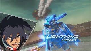 [Gundam Versus] STEP ON THE GAS   RX-78-6 Mudrock Gundam Gameplay