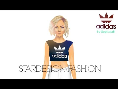 Stardesign Fashion: Adidas Logo ~ SophinaB