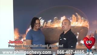 2017 Chevy Malibu - Customer Review Phillips Chevrolet - Chicago New Car Dealership Sales