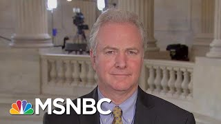 Dem Senator: Barr Testimony On Breaking With Mueller 'Disturbing' | The Beat With Ari Melber | MSNBC