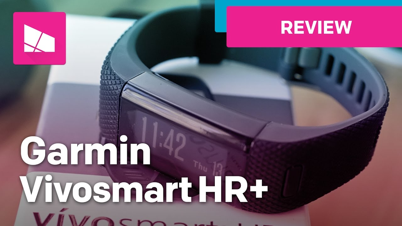 Garmin Vivosmart Hr Medium Purple Review Youtube Premium