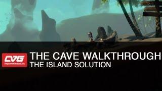The Cave Island Walkthrough