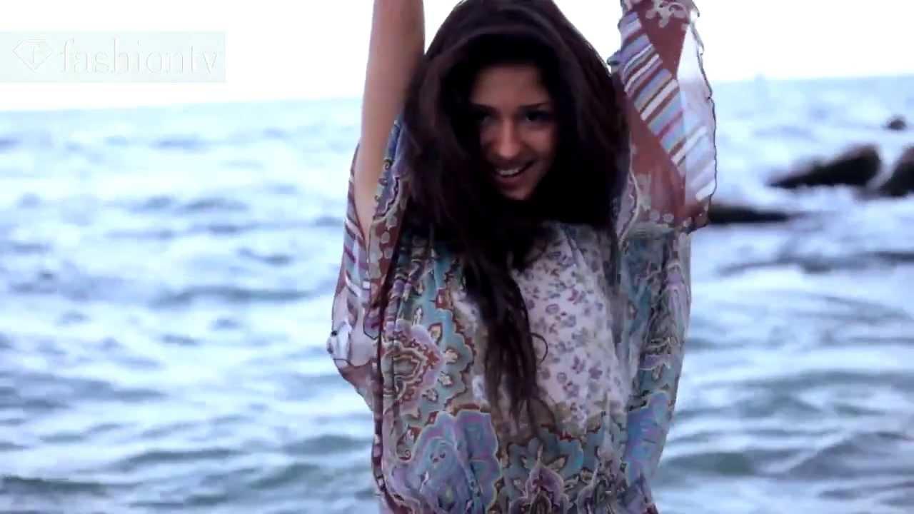 Yanna Korkudova Summer Photoshoot By Pavel Badzhakov For Fashion Tv Hot Youtube