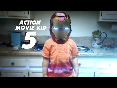 Action Movie Kid - Volume 5