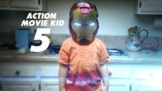 Repeat youtube video Action Movie Kid - Volume 5