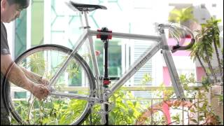 The Fixie Shop - Building a Kagero 2015 - Leader Bikes