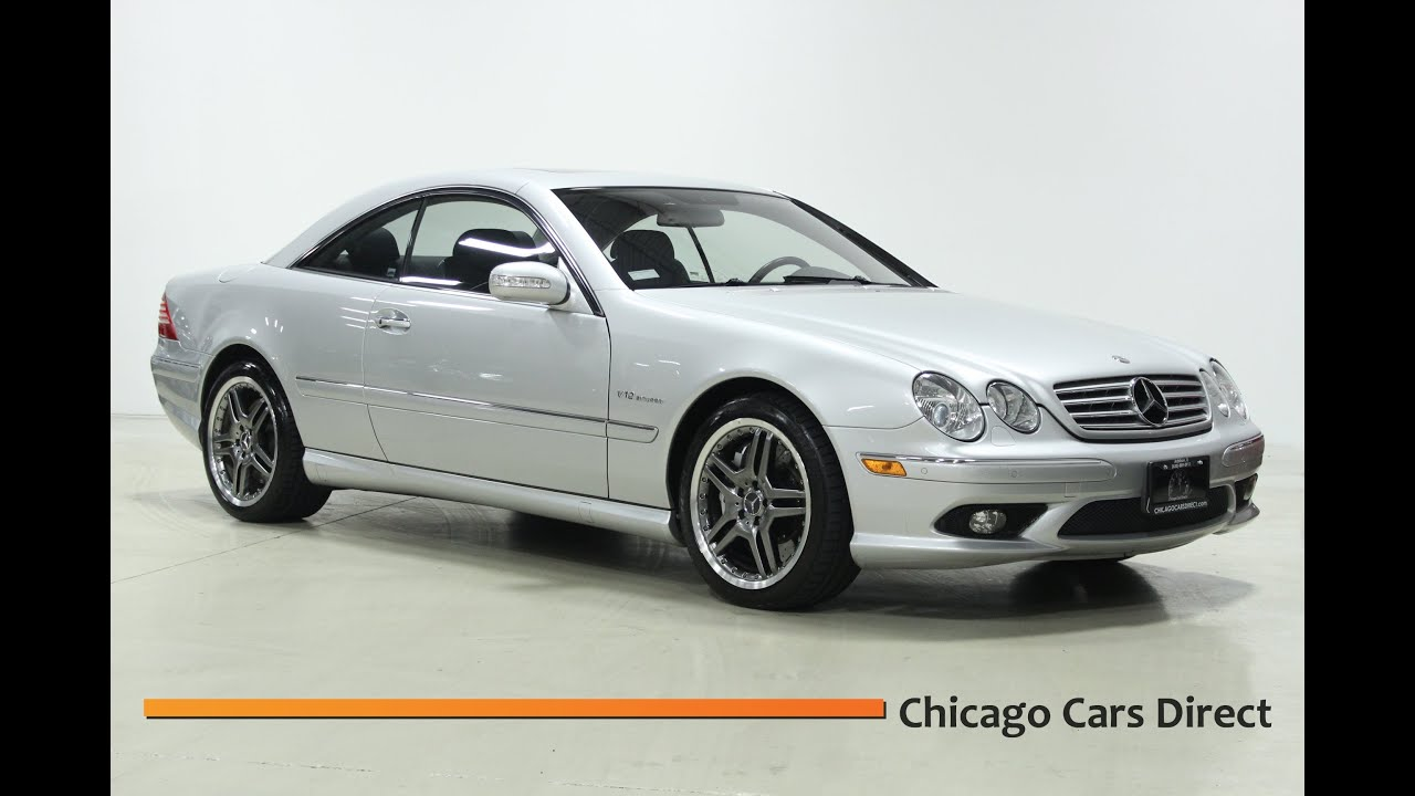 Chicago cars direct presents this 2005 mercedes benz cl65 amg youtube