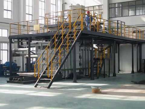 Vacuum Brazing Furnace used for high temperature alloy
